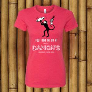 Mai Tai T-shirt (Ladies)$19.99