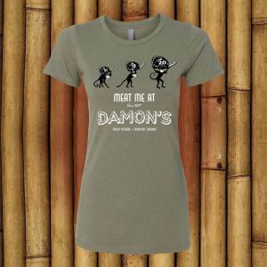 Prime Rib T-shirt (Ladies)$19.99
