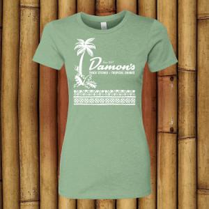 Damon's T-shirt #1 (Ladies)$19.99