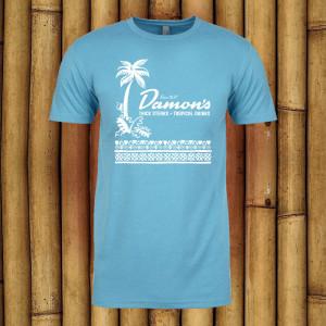 Damon's T-shirt #1 (Men's)$19.99