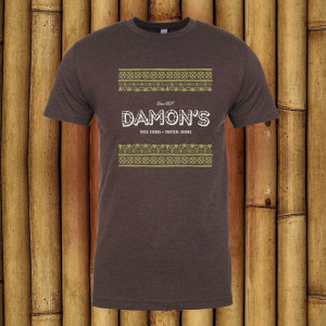Damon's T-shirt #2 (Men's)$19.99
