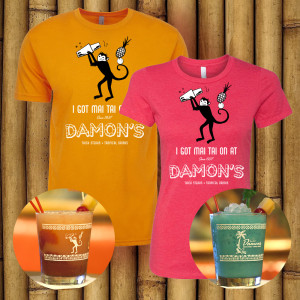 """Make It a Double""Cocktails, T-shirts & Glasses$58.99"